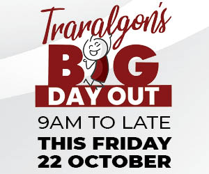 Traralgons Big Day Out - Mrec